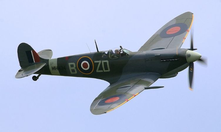 Ray Flying Legends 2005 1