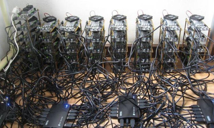 bitcoin kit mining
